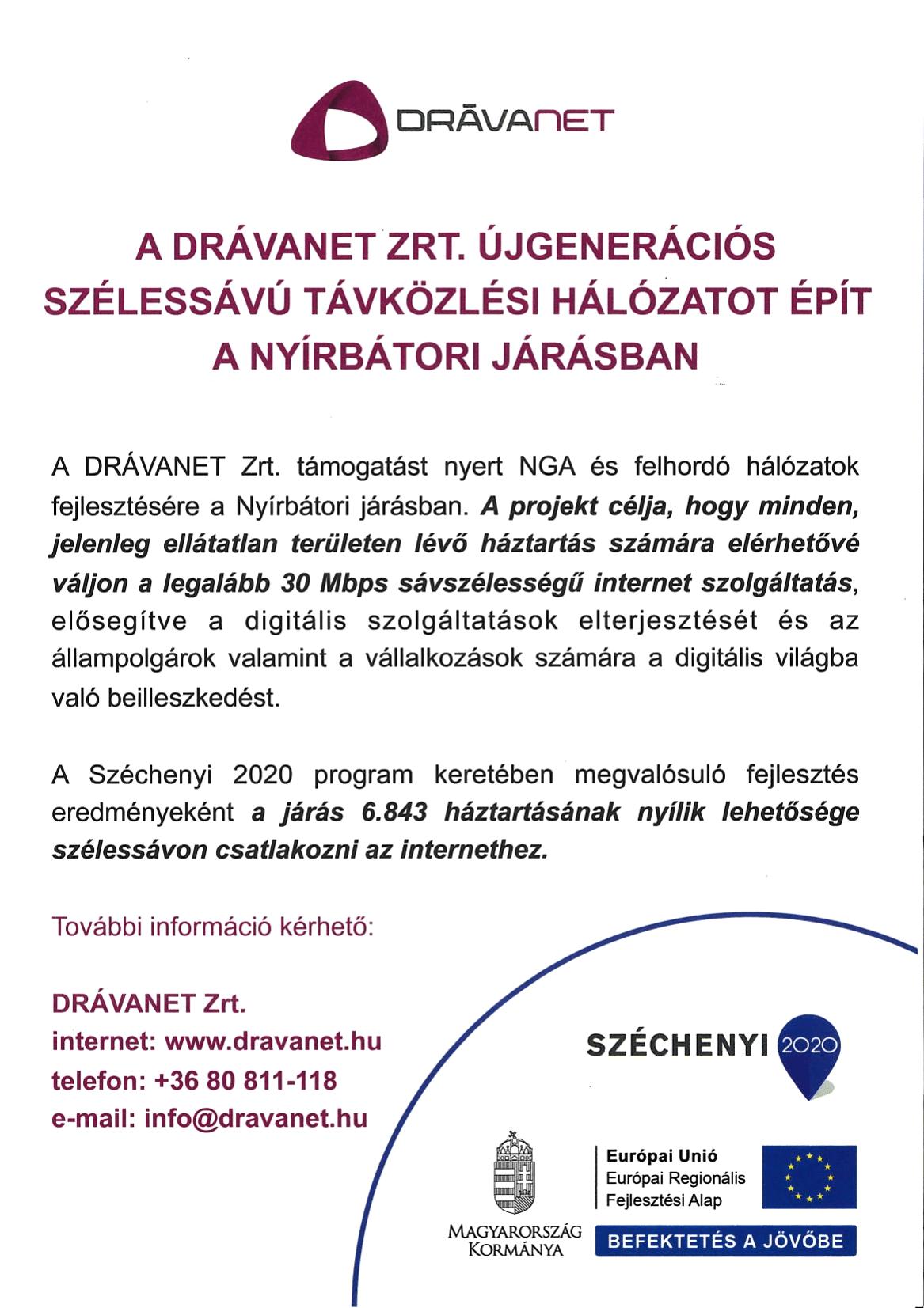 DRÁVANET-1