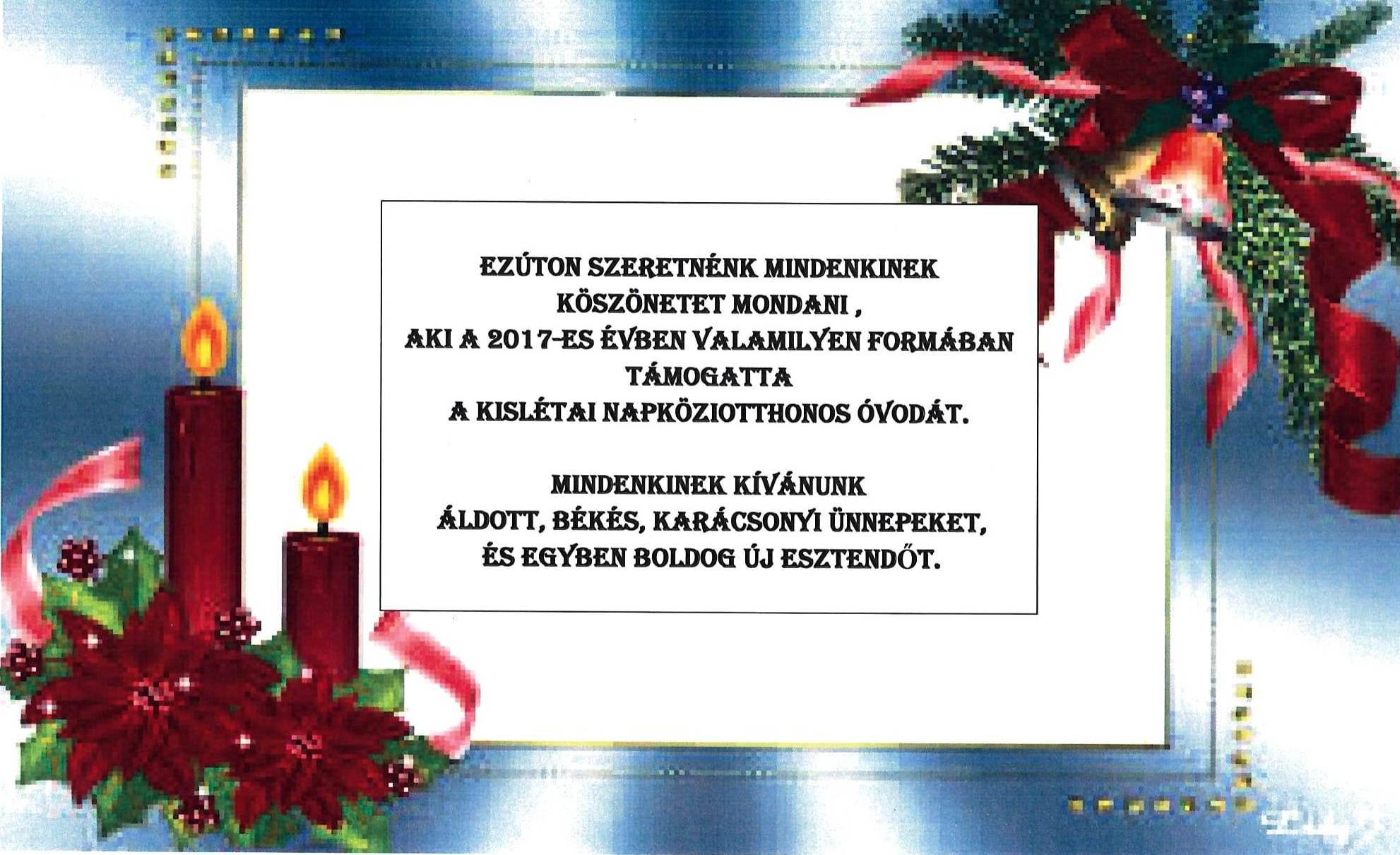 óvoda karácsonyi üdvözlet-1